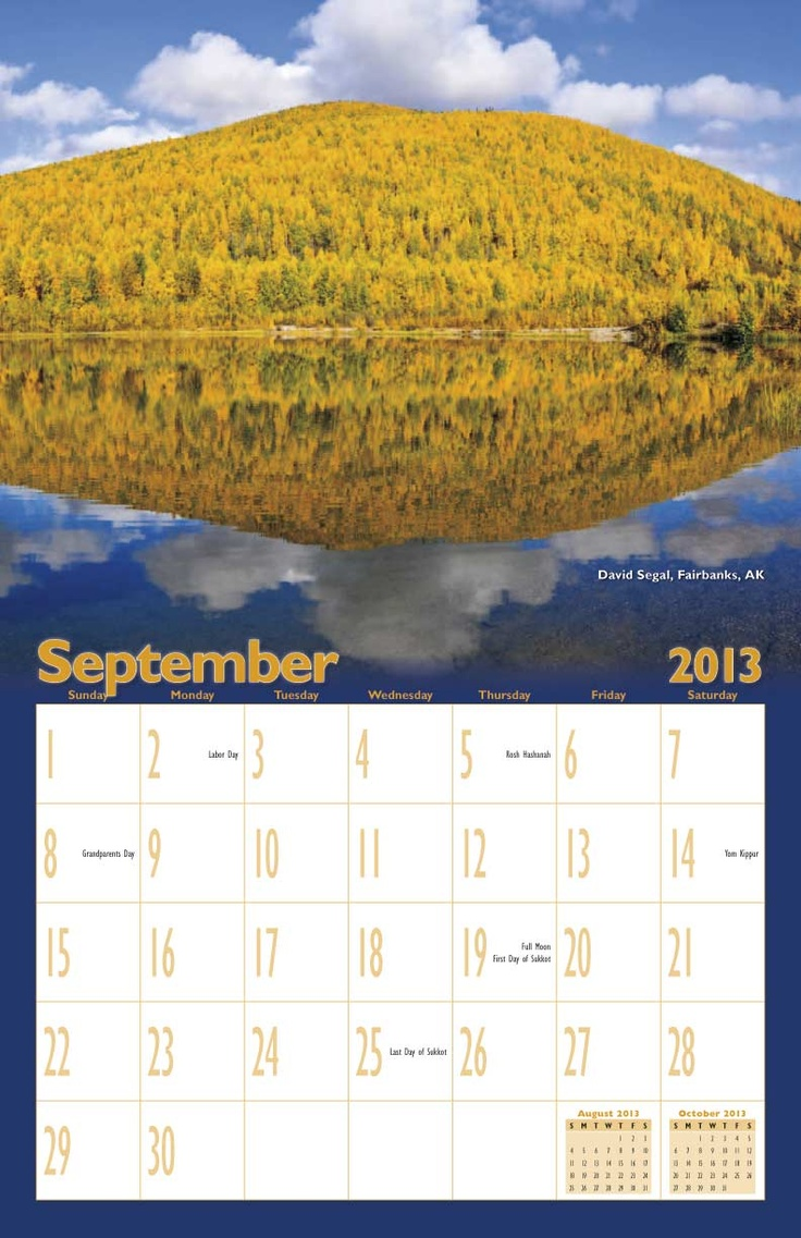 "3M Electronic Monitoring holds an employee photo contest each year. For the 2013 calendar, the theme was ""Elements — Earth, Air, Fire, Water."" #promotional #calendar #photocontest www.yearbox.com"