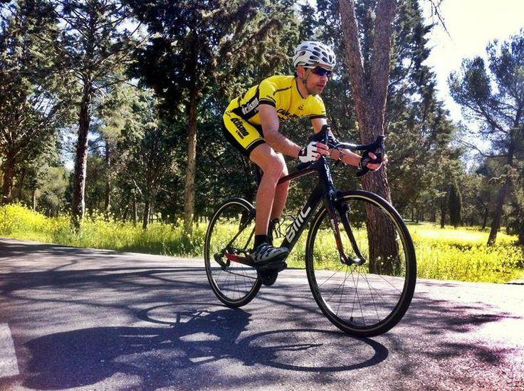 #bmc GRANDFONDO GF01ULTEGRA DI2 La F1 en bicis de carretera, a la teva disposició. http://www.viladomat.com/faces/store/gamamarca.jspx?familia=2411&marca=2767