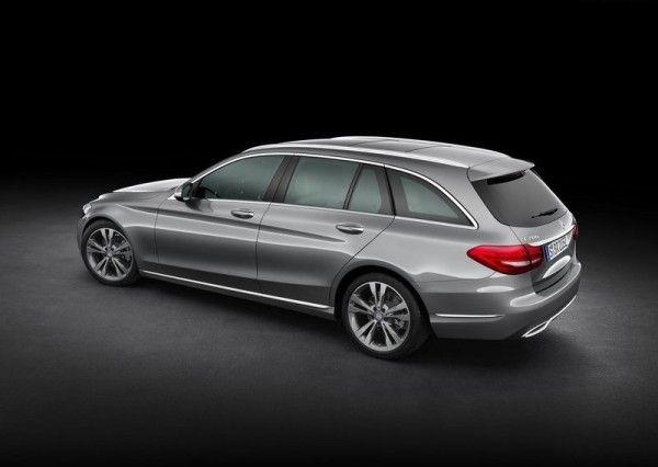 2015 Mercedes Benz C Class Estate 600x426 2015 Mercedes   Benz C   Class Estate Review Details