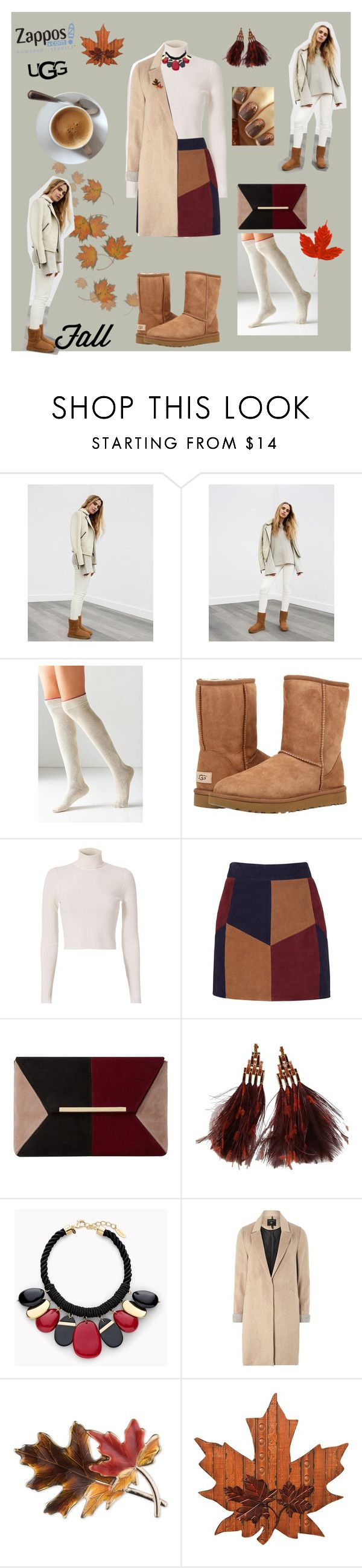 """The Icon Perfected: UGG Classic II Contest Entry"" by salmafernandez ❤ liked on Polyvore featuring UGG, Out From Under, UGG Australia, A.L.C., La Marque, Dune, Louis Vuitton, Chico's, mel and Anne Klein"