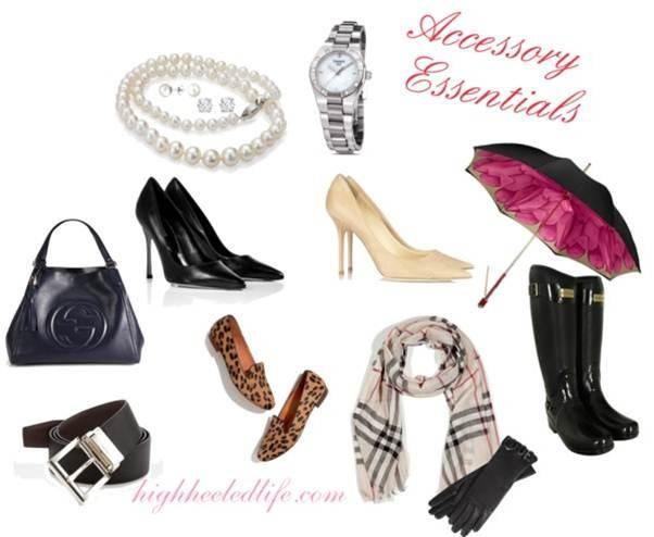 Accessory essentials