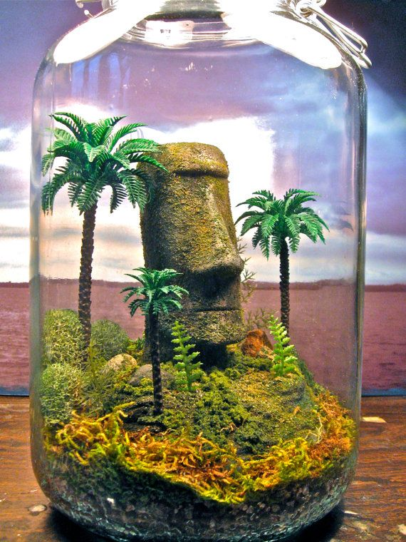 Miniature Worlds in a Bubble: The Coolest Terrariums You've Ever Seen