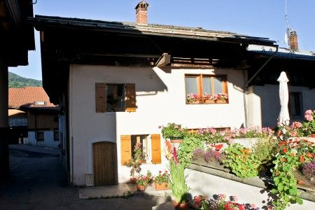 Lovely Village House, Character and Contemporary Style 2 Bedrooms, Flexible Accommodation, Terrace, Parking Space, Macot, La Plagne Paradiski.  €218,000/£169,996