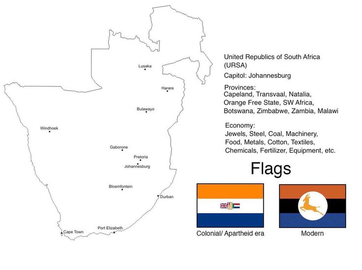 United Republics of South Africa