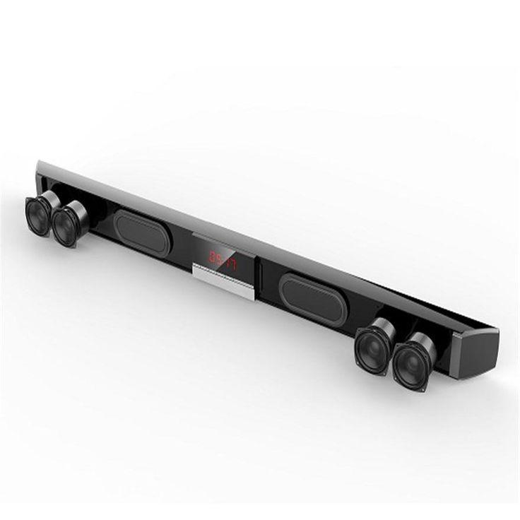 Heimkino-Akustik-Sound-System für TV Music Center-Lautsprecher Active Sound Bar… Heimkino-Akustik-Sound-System für TV Music Center-Lautsprecher Active Sound Bar …   – Portable Audio & Video – <a class=