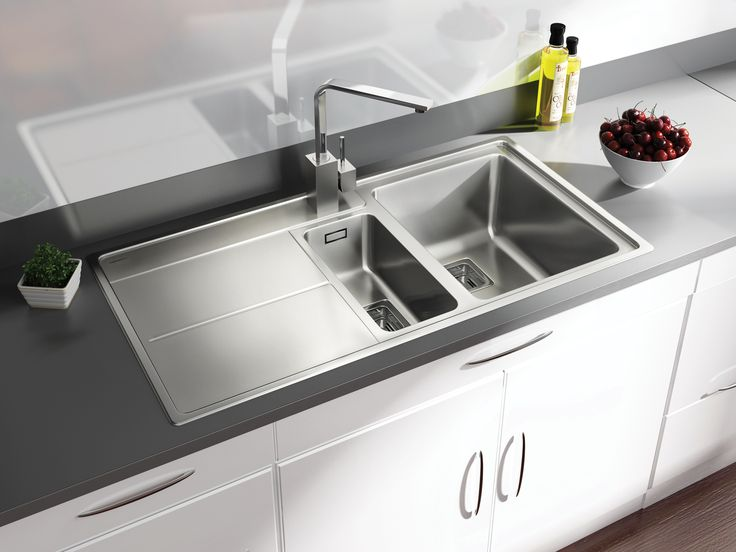 The Arlington Consists Of And Bowl Featuring Stylish Square Wastes A Smooth Drainer Which Will Go With Contemporary Kitchen Scheme