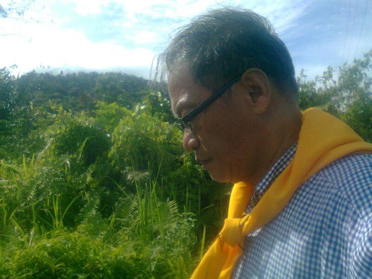 Mendaki kekaki dian klabat Minahasa Utara