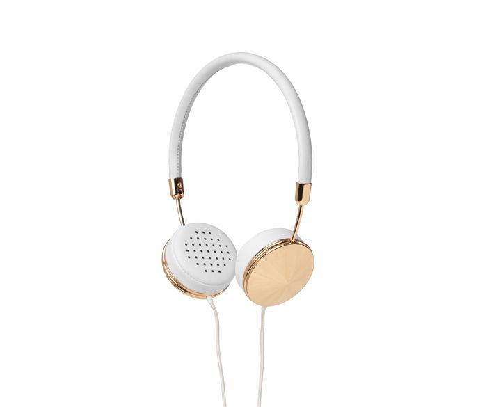 Absolutely Stunning Headphones: LAYLA GOLD By Frends