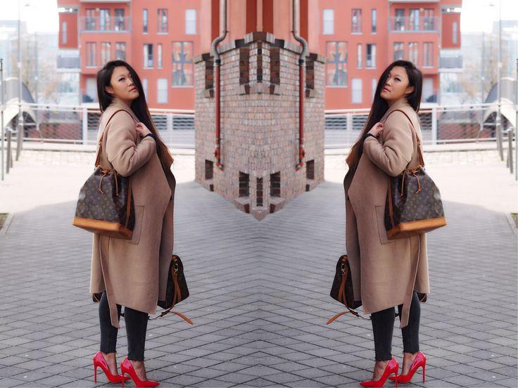 Stylish Reisen: Louis Vuitton Keepall 45 | Summer Lee