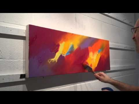 104 best images about art beginning acrylics on pinterest for Acrylic paint effects