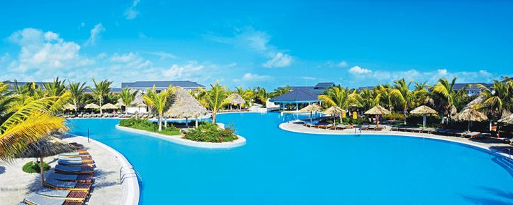 Toronto to Santa Clara — Melia Las Dunas (4 1/2 Star) $375+ taxes $315/ person Set along the white-sand beach of Cayo Santa Maria, Cuba, lies the popular Melia Las Dunas. Appointed with great amenities, guests may also upgrade to the VIP package for value-added extras. Thirteen restaurants serve a full selection of world cuisine. For those seeking a more intimate getaway, the hotel lounge diverts into 2 separate spaces: one for families, and the other, adults only.