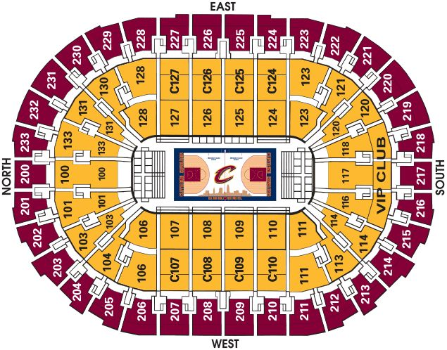 Ticket Info Cavaliers Team And Cleveland