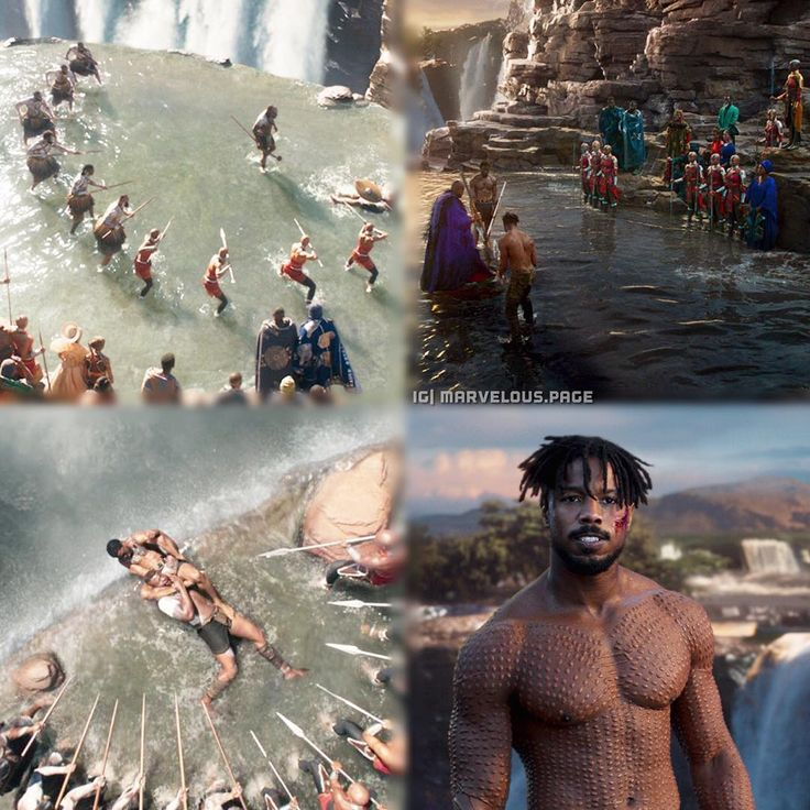 These waterfall scenes were so amazing! Especially that Killmonger vs TChalla fight!   #BlackPanther #ChadwickBoseman #MichaelBJordan #Killmonger #MCU #Marvel #MarvelStudios #MarvelCinematicUniverse