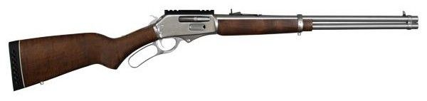 "Rossi Rio Grande Lever Action 30-30 Winchester 20"" Hardwood Stainless Steel"