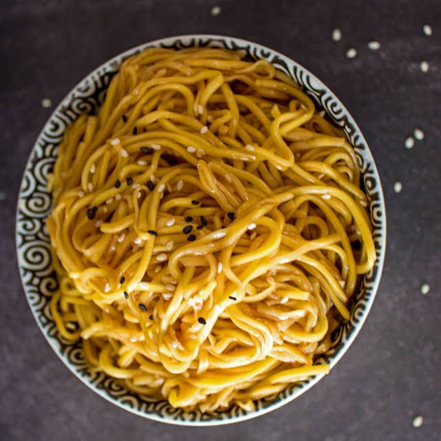 Hibachi Noodles Recipe Yummly Recipe Hibachi Noodles Recipes Cooking