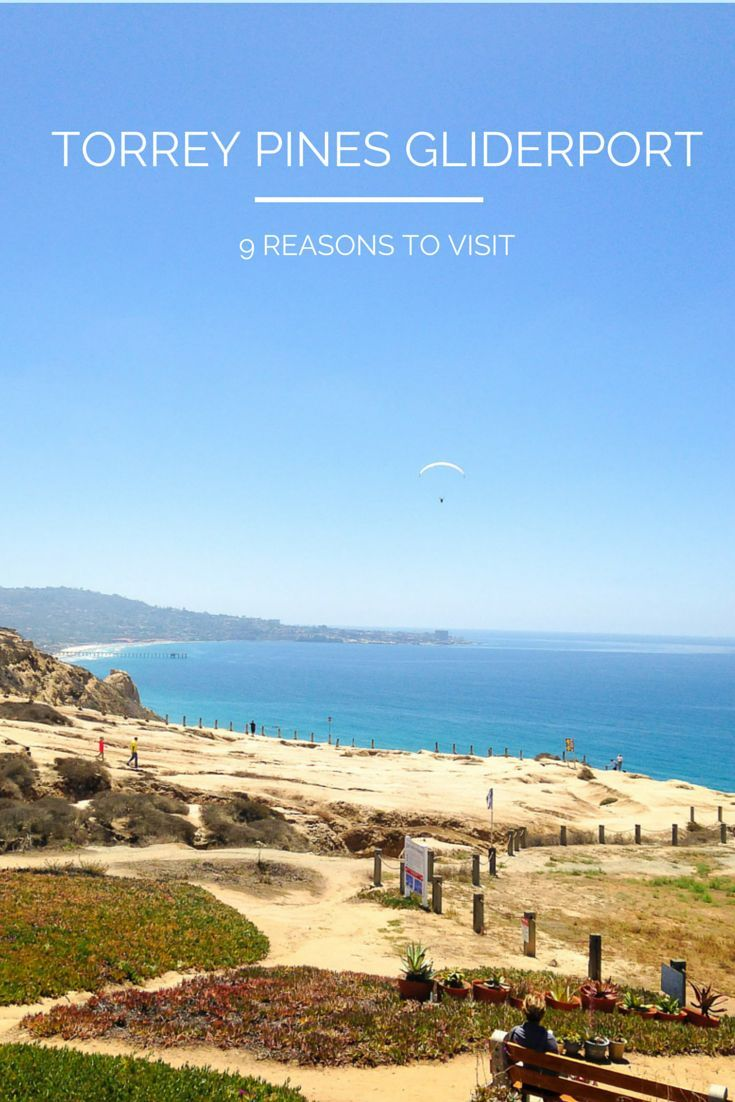 Perched on the cliffs above Blacks Beach, the Torrey Pines Gliderport has one of the best views in San Diego, if not the best. Its a place that should be on the itineraries of those visiting San Diego and probably one that residents like me don't visit enough.