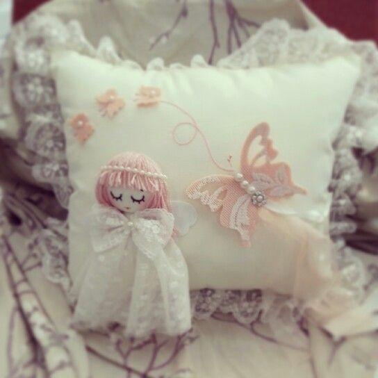Baby pillow ideas :)