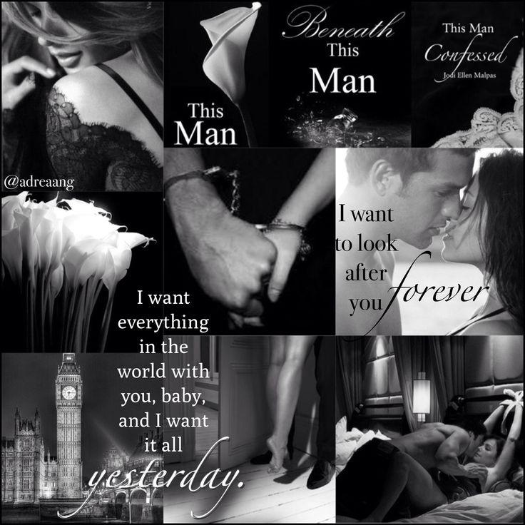 This Man Beneath This Man This Man Confessed Jodi Ellen Malpas Jesse Ward Ava O'shea  This Man Series  This Man Trilogy