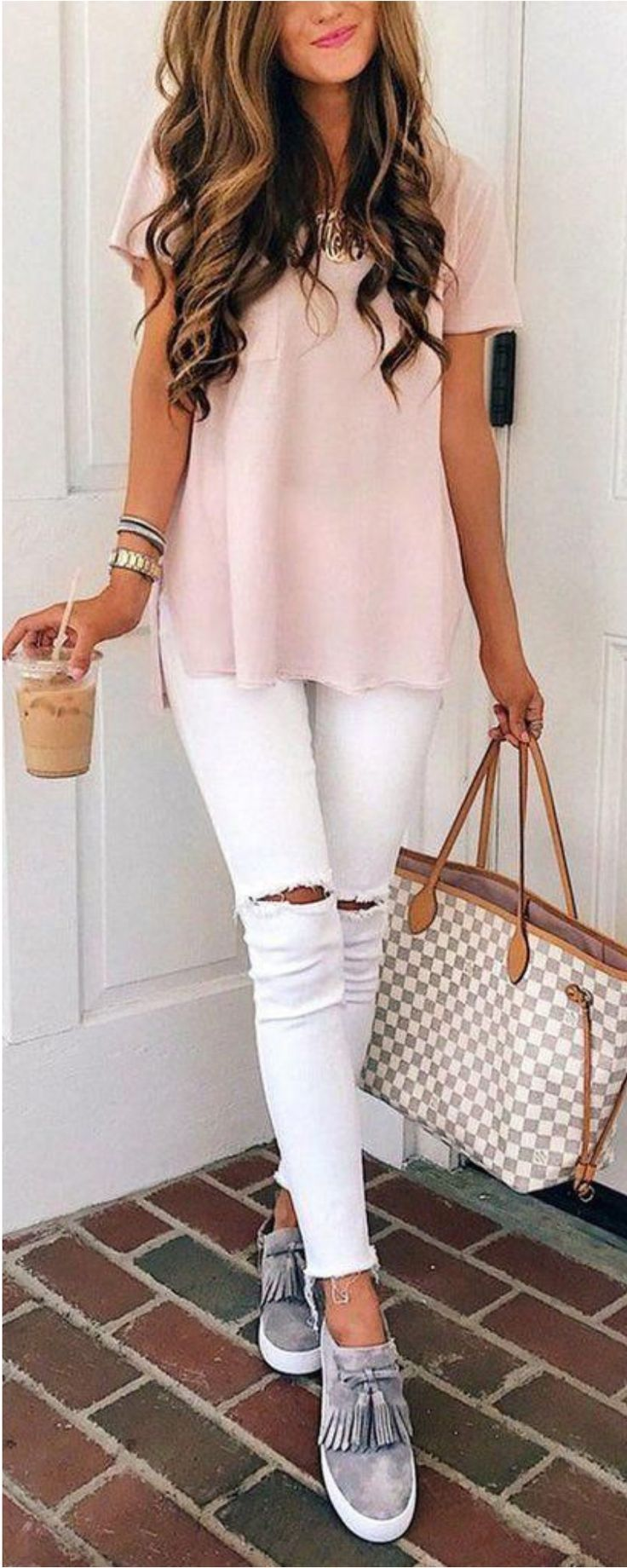 Cute And Casual Outfits For Summer And Spring Fashion Clothes
