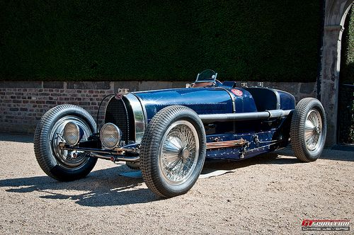 Bugatti Type-59: The last real Bugatti Grand Prix Car