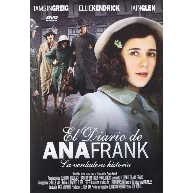 Llamentol S L El Diario De Ana Frank Dvd Frank Pelicula Peliculas Cine El Diario De Ana Frank