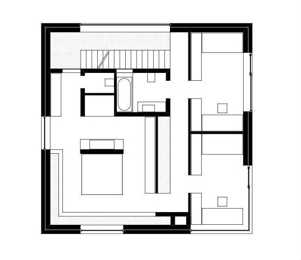 House 11 X 11 Titus Bernhard Architekten House