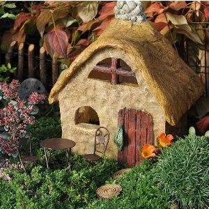 The Most Adorable Fairy Houses & Cottages – old world fairie dwellings
