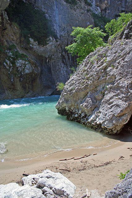 Gorges du Verdon (Alpes-de-Haute-Provence, Provence-Alpes-Côte d'Azur)
