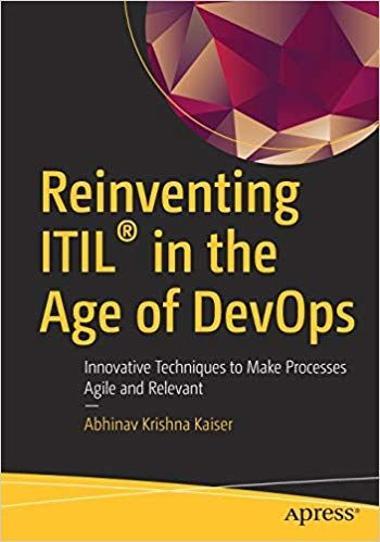 Reinventing Itil In The Age Of Devops 1st Edition Pdf Free Download