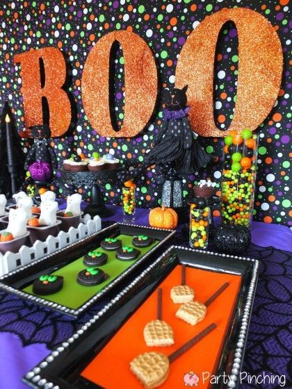 Party Tips on Hosting a Kid-Friendly Halloween Party ...
