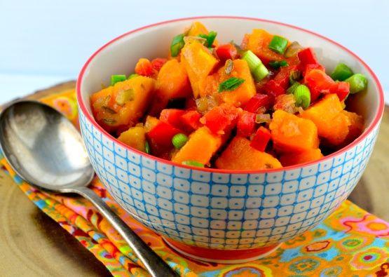 Yam Sweet Potato) Salad Recipe - Food.com