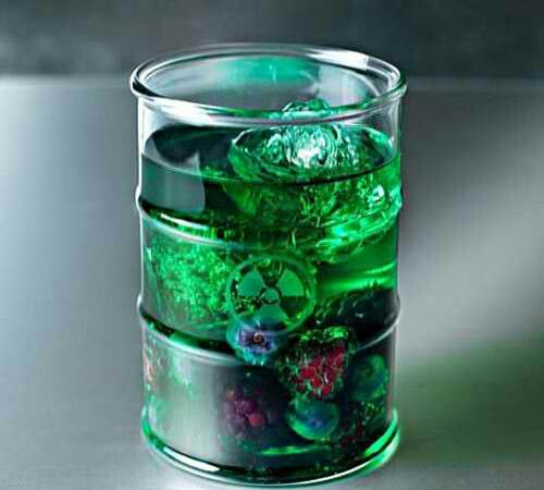How To Make Incredible Hulk Alcoholic Drink