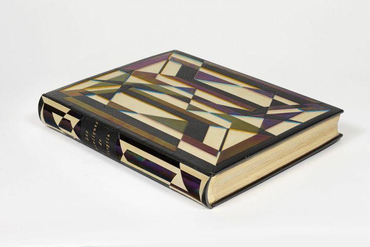 VIRGILE - Jacques VILLON LES BUCOLIQUES DE VIRGILE Paris, Scripta et Picta, 1953 BINDING: P.-L. Martin - 1965