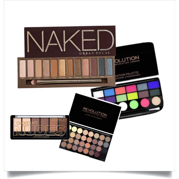 Untitled #19 by ilu-ilona-horakova on Polyvore featuring Urban Decay