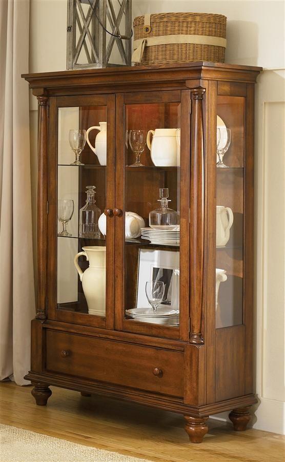 Americana Display Cabinet