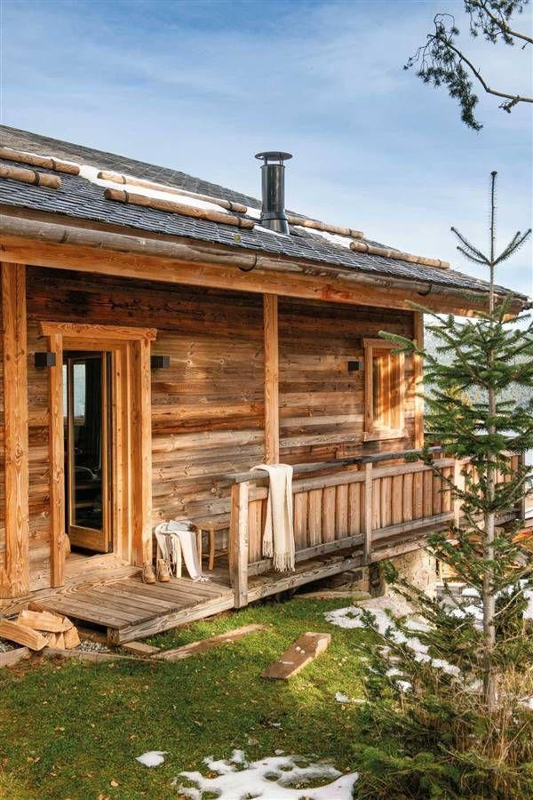 Las 57 Mejores Casas Rusticas Y De Montana De El Mueble En 2021 Casas Rusticas De Madera Casas Rusticas Casas
