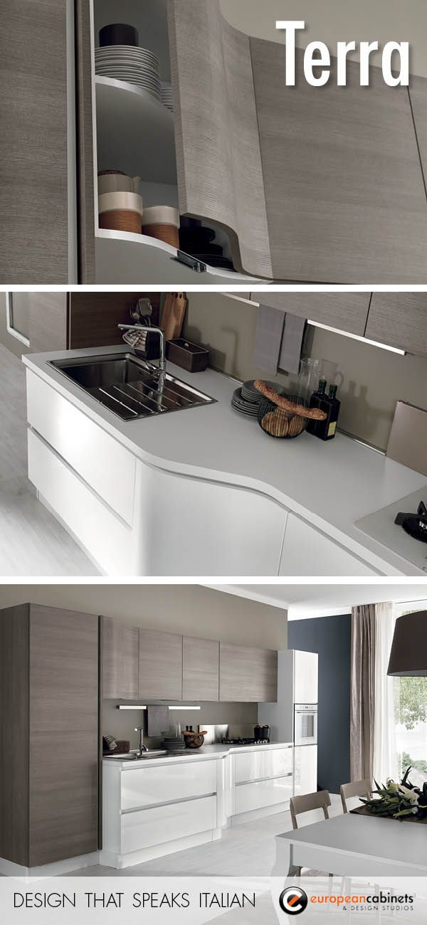 73 best Modern Kitchen Cabinets images on Pinterest | Contemporary ...