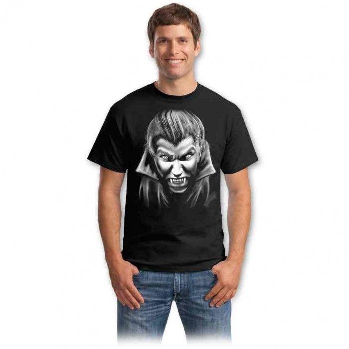 Tricouri cu cranii – Tricou Vampir