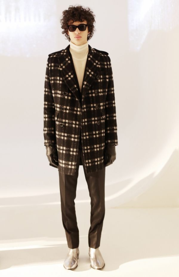 A nod to '60s Mod style turned up at Marc by Marc Jacobs, John Elliott + Co, Tomi Weiland and J.Lindeberg