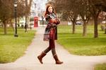Kuschlig weiche und warme Nettle Tea Damenstiefel in Braun: Mit diesen Stiefeln wird man im Winter dank bestem Leder und Fellfütterung nicht frieren. Die raffinierten Details wie Schnürung und Nähte machen diesen Schuh zum idealen Begleiter in der kalten Jahreszeit. #HW12