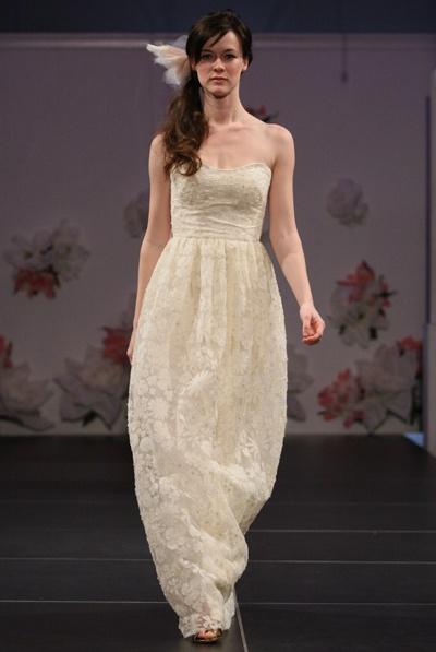 Bridal 2010: Featured Designer Show - Carol Hannah Whitfield