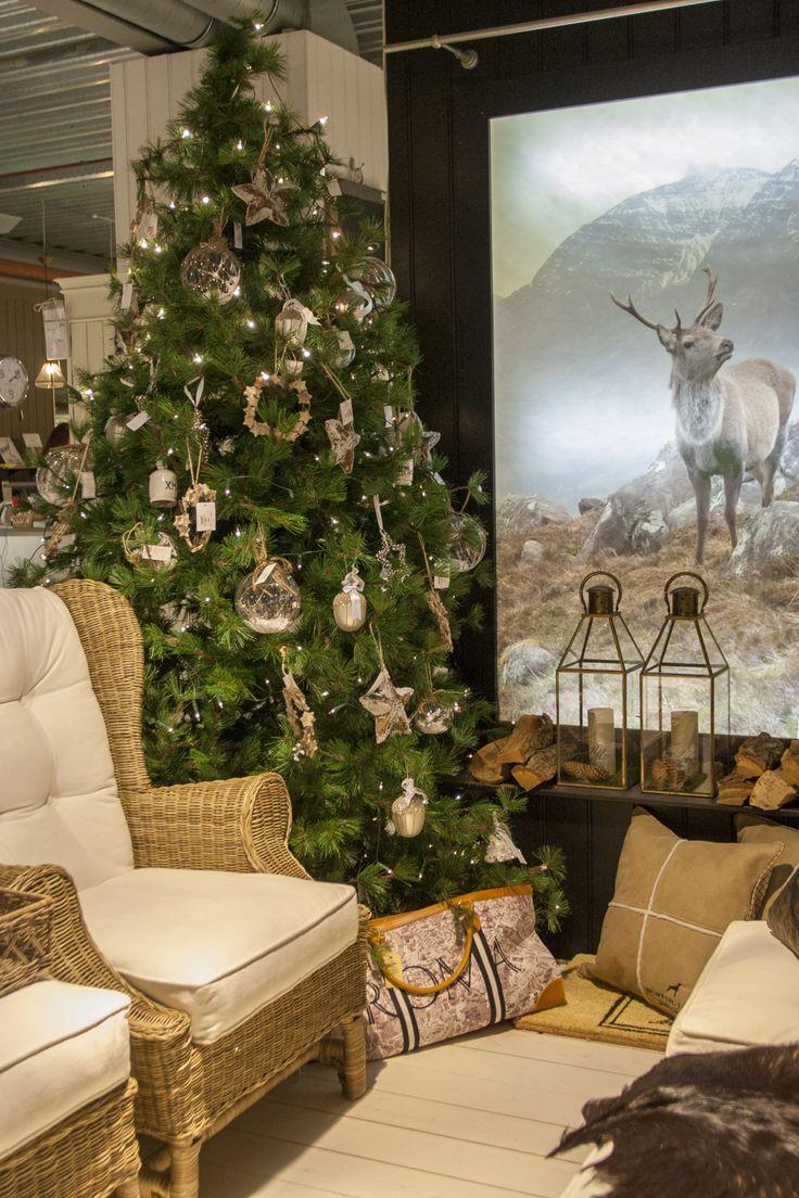 Mooi kersthoekje op onze rivi ra maison afdeling in home for Woonboulevard wolvega