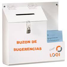 Grupo Logi - Buzón de Sugerencias