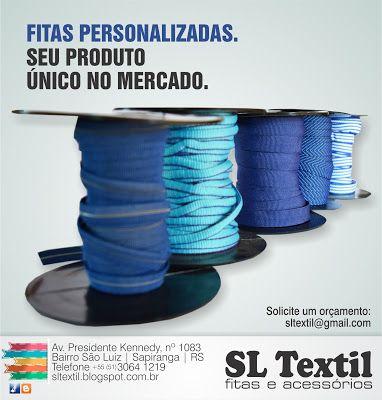 SL Textil: Fitas Personalizadas