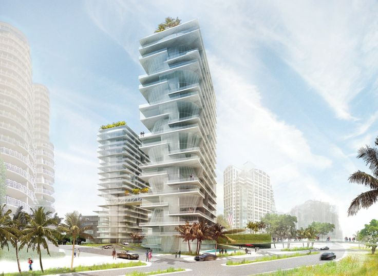 coconut grove development miami proposal by diller scofidio renfro arch2o parramatta proposal urban office architecturecamera