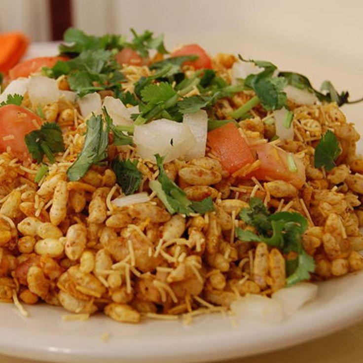 Bombay Bhel - Amber Cafe - Zmenu, The Most Comprehensive Menu With Photos