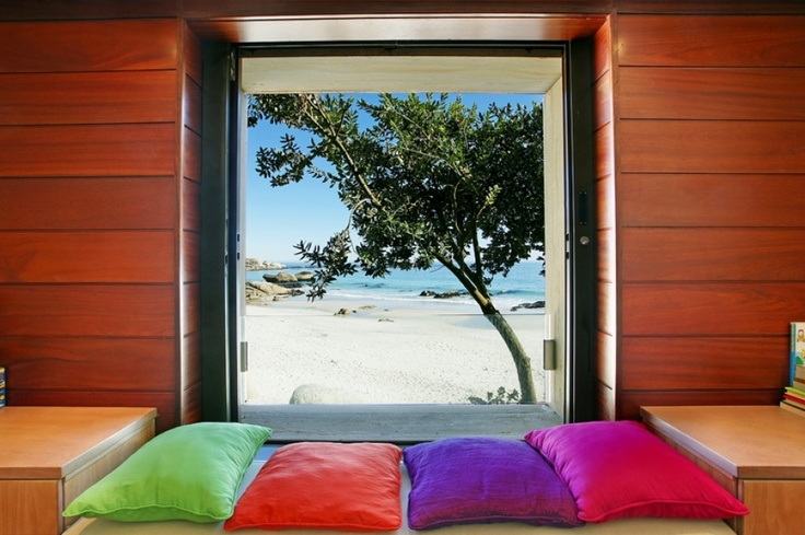 That's what we call - RIGHT on the beach! -  Auburn, Clifton, Cape Town - IconVillas