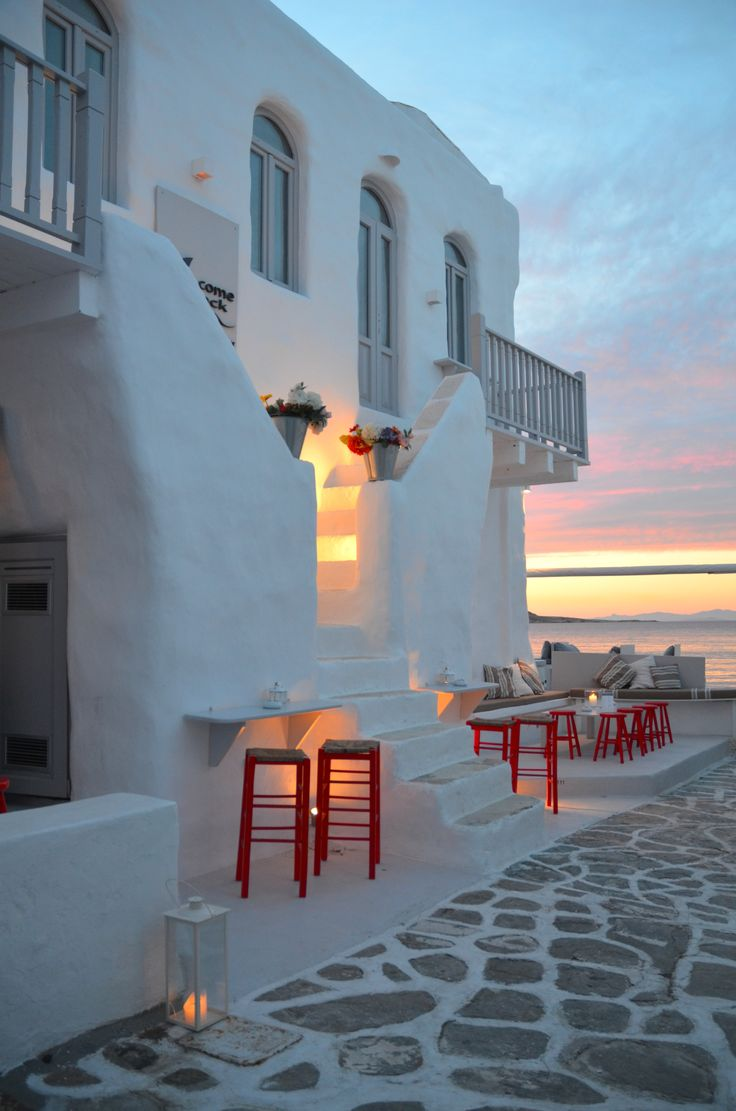 GREECE CHANNEL | Naoussa, Paros