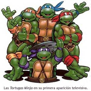 Dibujos animados de los 90'(Ls tortugs ninjas,animaniacs.