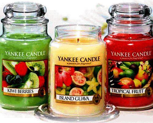 Yankee Candles, love them!